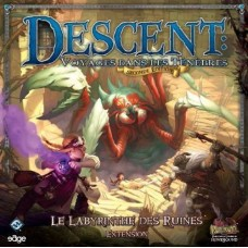 Descent Second Edition: Journeys in the Dark: Labyrinth of Ruin