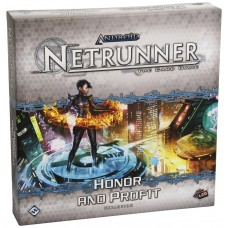 Android Netrunner – Honor and Profit