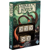 Arkham Horror Dice - Bone