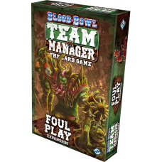 Blood Bowl Team Manager: Foul Play
