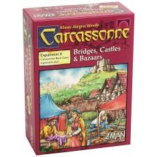 Carcassonne: Expansion 8 – Bridges, Castles & Bazaars