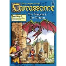 Carcassonne: Expansion 3 – The Princess & the Dragon