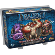 Descent Second Edition: Stewards of the Secret