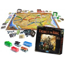 Ticket to Ride 10th Anniversary Edition Multilingual